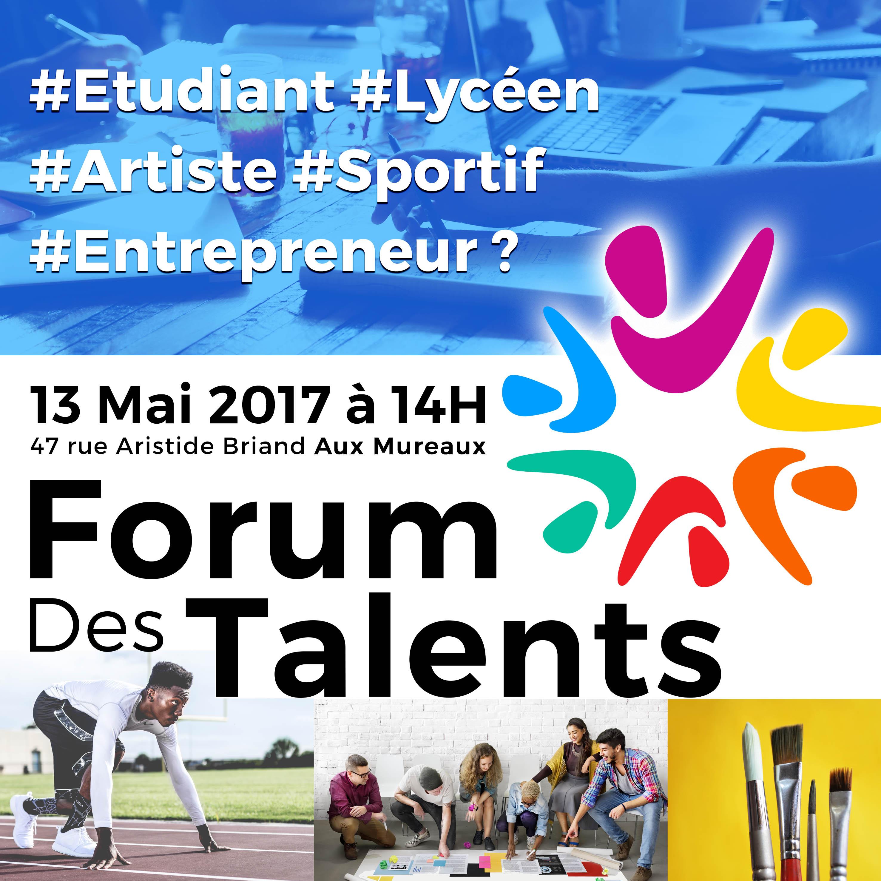 Forum des Talents Association Les Mureaux